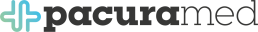 Pacura med Logo