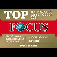 Focus-Top-Arbeitgeber